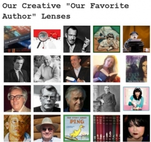 Our fave authors monster board feature