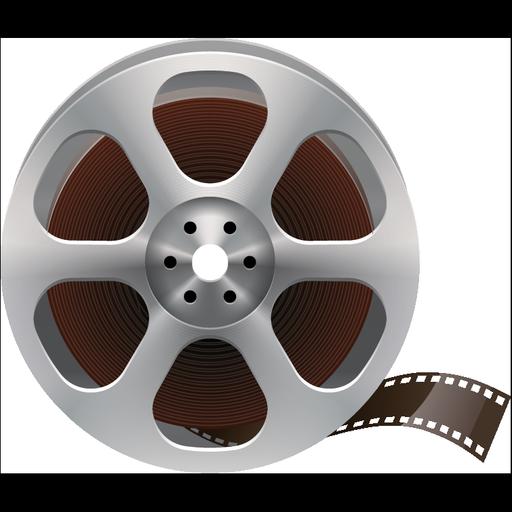 pin movie reel icon on pinterest
