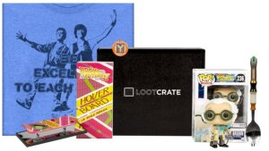 Lootcrate time
