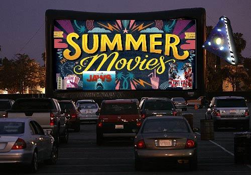 Describe Summer movies to an alien