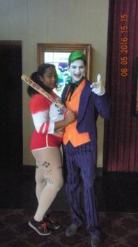 Suicide Squad Joker n Harlee alamo